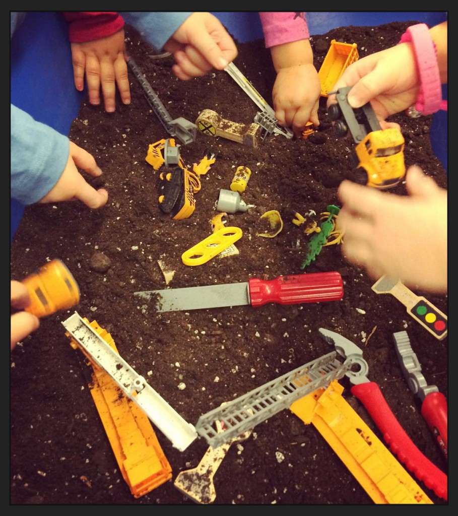 The Spanish Explorers dug into our Construction Junction unit withhellip