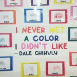 Inspired by this months artist Dale Chihuly readestreetprep rsprep earlychildhoodhellip
