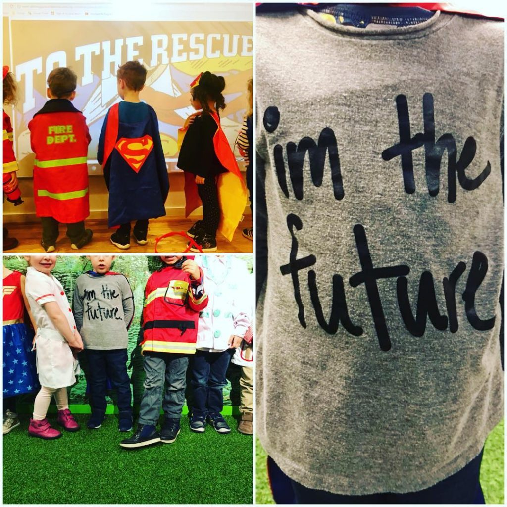 Were the future To the Rescue Thursday readestreetprep rsprep earlychildhoodhellip