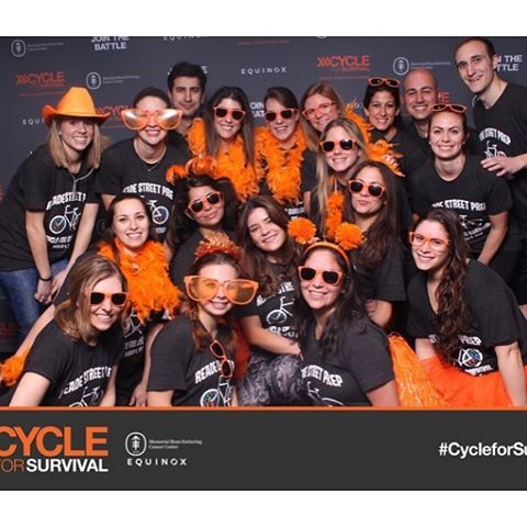 RSP staff rides for cycleforsurvival equinox to raise money forhellip