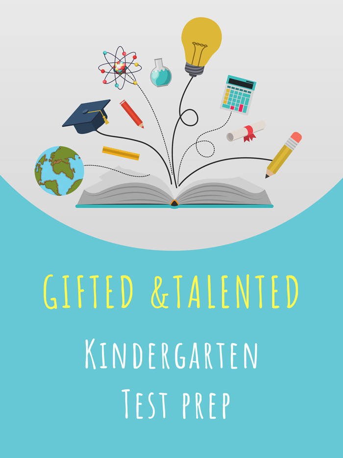 NYC Gifted & Talented Kindergarten Test Prep at RSP!